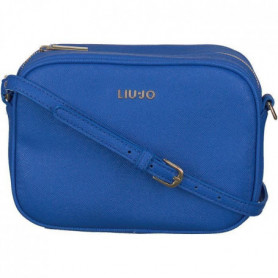 LIU-JO Sac petit crosse corps A16092E0087 Bleu Femme