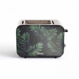 LIVOO DOD170 Grille-pain Jungle - Vert