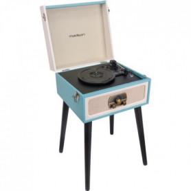 MADISON 10-5560MA Meuble tourne-disques - Bluetooth, USB & Tuner FM