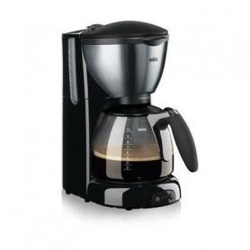 BRAUN KF570/1 Cafetiere filtre CaféHouse PurAroma
