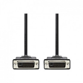 NEDIS DVI Cable - DVI-D 24+1-Pin Male  -  DVI-D 24+1-Pin Male