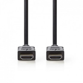NEDIS High Speed HDMI(TM) Cable with Ethernet - HDMI(TM) Connector 129142