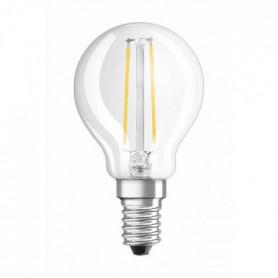 OSRAM Ampoule filament LED E14 2 W équivalent à 25 W blanc chaud