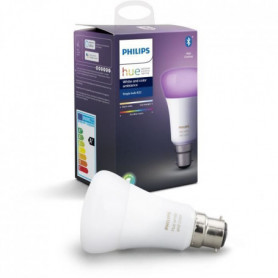 PHILIPS HUE Ampoule White & Color Ambiance - 10 W - B22