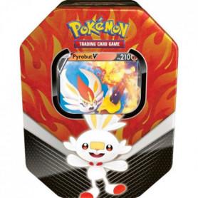 POKEMON Epée & Bouclier Pokémon Day - Pokébox PYROBUT - POB36