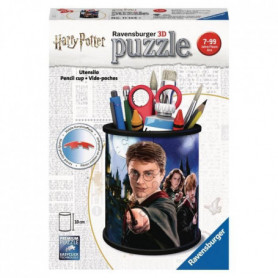 RAVENSBURGER Puzzle 3D Pot a crayons - Harry Potter