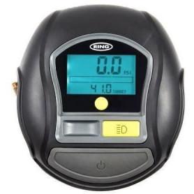 RING Compresseur d'air digital automatique - 12 V