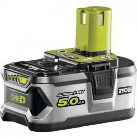 RYOBI 1 batterie lithium+ 18 V - 5,0 Ah