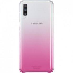 Coque arriere Evolution Galaxy A70 Rose