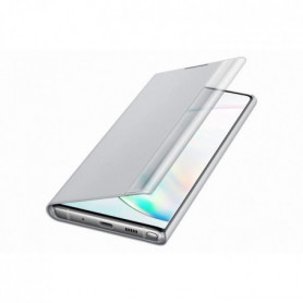 Clear View Cover Silver Note10