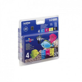 Brother LC1000 Cartouches d'encre Multipack