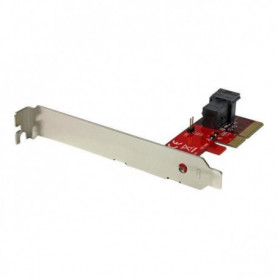 StarTech.com Adaptateur PCI Express x4 vers SFF-8643 pour SSD U.2