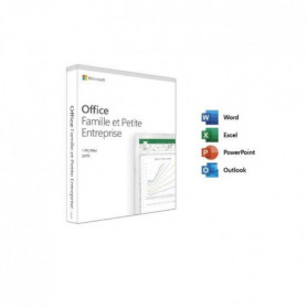 Microsoft Office Famille et Petite Entreprise 2019 - 1 PC ou Mac
