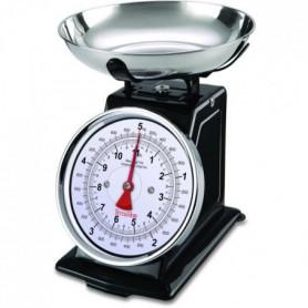 TERRAILLON 14477 Balance mécanique rétro déco - 5 kg - bol 1L