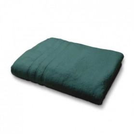 TODAY Drap de bain Émeraude 100% Coton - 70 x 130 cm
