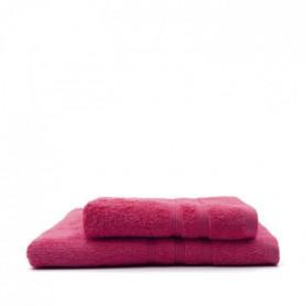 TODAY Lot de 1 Serviette de bain 50 x 100 cm + 1 Drap de bain 133727