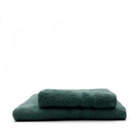 TODAY Lot de 1 Serviette de bain 50 x 100 cm + 1 Drap de bain 133729