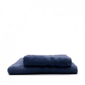 TODAY Lot de 1 Serviette de bain 50 x 100 cm + 1 Drap de bain 133730