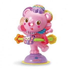 VTECH - 528055 - Hula Hoop, P'tit Lion a ventouse - Rose