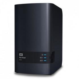 WD - Serveur de Stockage domestique & pro - My Cloud EX2 Ultra