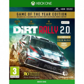 Dirt Rally 2.0 Edition Game of the Year Jeu Xbox One