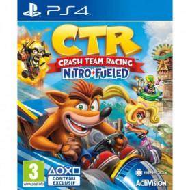 Crash Team Racing Nitro Fueled Jeu PS4