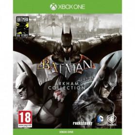 BATMAN: Arkham Collection Jeu Xbox One