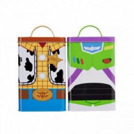 Récipient Funko Disney : Toy Story - Buzz & Woody