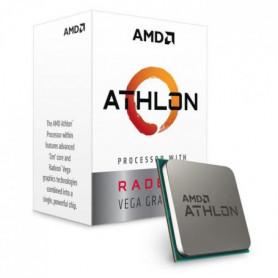 AMD Processeur Athlon 3000 - Socket AM4  (YD3000C6FHBOX)