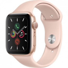 Apple Watch Series 5 GPS 44 mm Boîtier en Aluminium Or