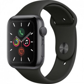 Apple Watch Series 5 GPS 44 mm Boîtier Aluminium Gris Sidéral