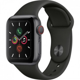 Apple Watch Series 5 Cellular 40 mm Boîtier en Aluminium Gris Sidéral