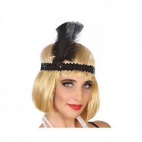 ATOSA Bandeau cheveux - Noir