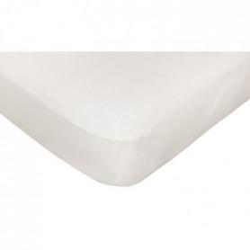 DOUX NID 1 Alese pour Berceau BAMBOU 40x80 cm Blanc