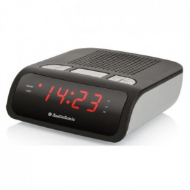 AUDIOSONIC CL-1459 Radio réveil FM PLL - Double alarme