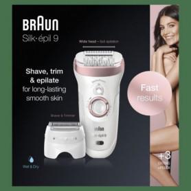 Braun Silk-épil99-720 Épilateur - technologie Micro-Grip