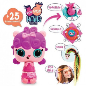 Pop Pop Hair Surprise - 3-in-1 Pops - Modeles aléatoires