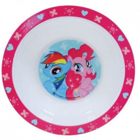 Fun House My Little Pony bol micro-ondable pour enfant