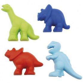 ECOIFFIER SUMMER Filet 4 moules dinosaures