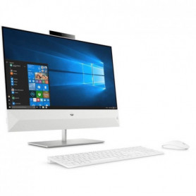 HP PC All-in-One 24-xa0118nf - 24FHD - i5-9400T - RAM 8Go
