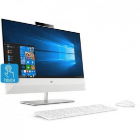 HP PC All-in-One 24-xa0119nf - 24FHD - i5-9400T - RAM 8Go