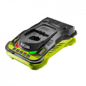 RYOBI Chargeur ultra rapide - 5A