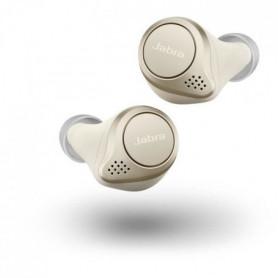JABRA Elite 75t Ecouteurs Bluetooth True Wireless - Beige