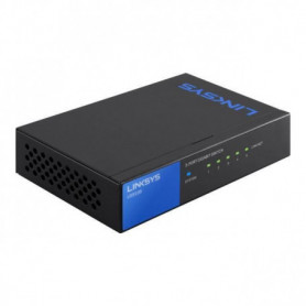 LINKSYS LGS105 Switch non manageable 5 ports Gigabit