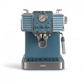 LIVOO DOD174 Machine a café expresso- Réservoir 1,5L