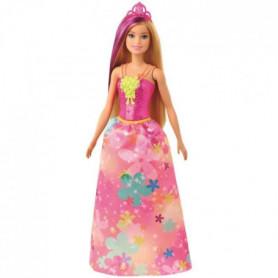 BARBIE Dreamtopia Princesse Fleurs - GJK13 - Poupée Mannequin
