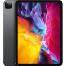 APPLE iPad Pro 11 Retina 256Go WiFi + Cellulaire - Gris Sidéral