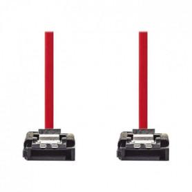 NEDIS SATA 3Gb/s data cable - SATA 7-pin Female with Lock