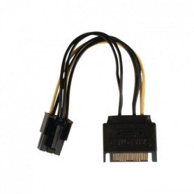 NEDIS Internal Power Cable - SATA 15-pin Male - PCI Express Male