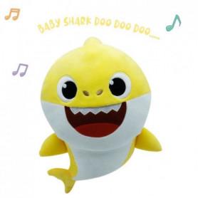 Baby Shark - Peluche sonore Baby Shark 30 cm